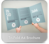 Photorealistic Brochure 3xDL - 52
